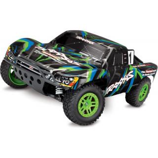 Traxxas Slash 1:10 4WD RTR zöld