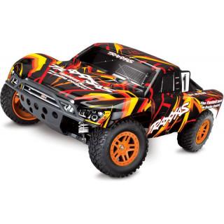 Traxxas Slash 1:10 4WD RTR narancssárga
