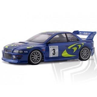Áttetsző karosszéria Subaru Impreza WRC 98 (190mm)