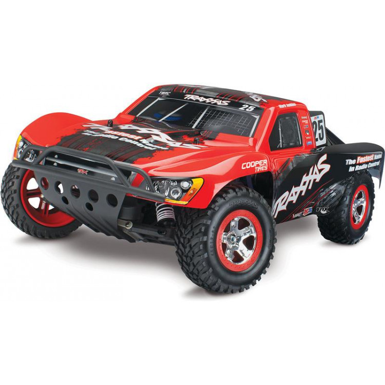 Traxxas Nitro Slash 1:10 TQi RTR Mark Jenkins