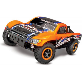 Traxxas Slash 1:10 VXL 4WD TQi RTR narancssárga