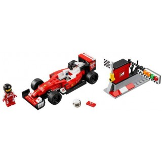 LEGO Speed Champions - Scuderia Ferrari SF16-H