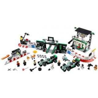LEGO Speed Champions - MERCEDES AMG PETRONAS Formula One™ Team