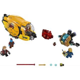 LEGO® Super Heroes - Ayesha bosszúja LEGO® 76080