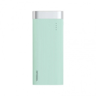 Parallel Line Portable Power Bank 10000mAh (Blue)
