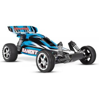 Traxxas Bandit 1:10 RTR - new kék