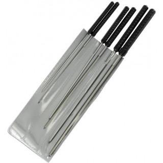 Modelcraft precíz négyélű lyukasztó 1.2-3.0mm (6 darabos szett)