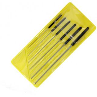 Modelcraft precíz kerek lyukasztó 0.6-2.0mm (6 darabos szett)