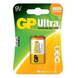 GP ULTRA alkáli elem 6L22 9V (1db)