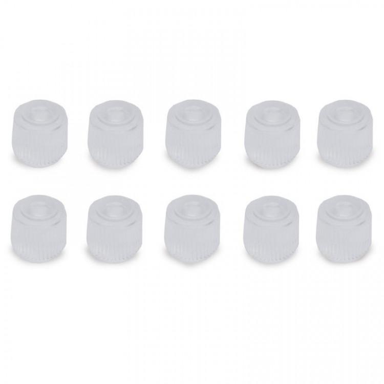 Průhledné kryty pro osvětlení, 10ks