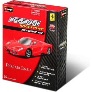 Bburago Kit autó Ferrari 1:43 (készlet 12db)