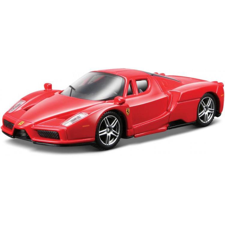 Bburago Kit Ferrari Enzo 1:43 červená