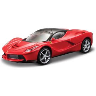 Bburago Kit Ferrari LaFerrari 1:43 piros