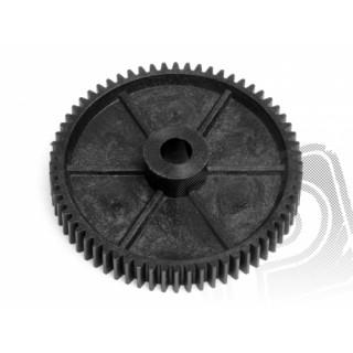 Kolo stálého převodu 64zubů (0,6 modul)