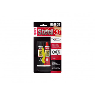 ALTECO Epoxy Steel 4 min 56,7g