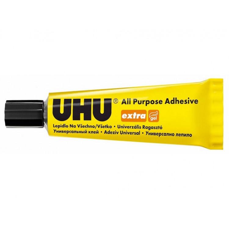 UHU All Purpose Extra Gel 31ml
