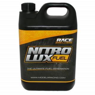 NITROLUX RACE Off-Road 25% palivo (5 litrů) - (v ceně SPD 12,84 kč/L)