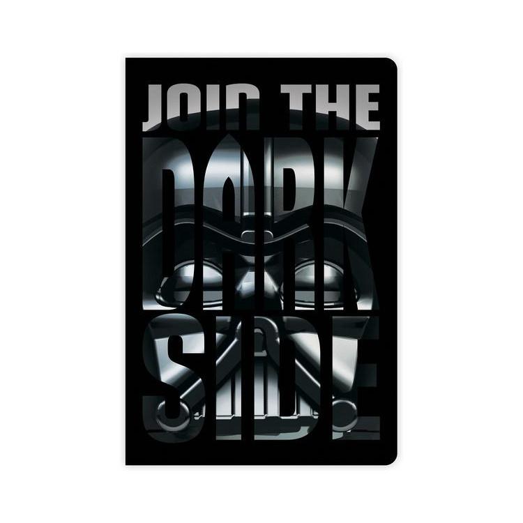 LEGO zápisník Star Wars Darth Vader