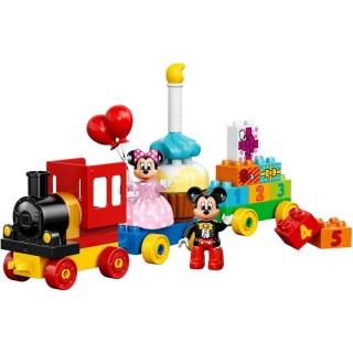 LEGO® DUPLO Mickey és Minnie születésnapi parádéja LEGO® 10597