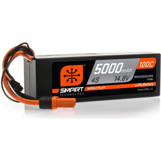 Spektrum Smart LiPo Car 14.8V 5000mAh 100C IC5