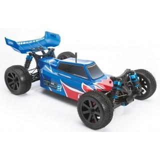 LRP S10 Blast BX 2 RTR - 1/10 Buggy 2,4GHz-es RC készlettel