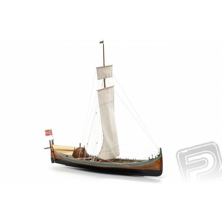 Nordlandsbaaden rybářský člun 1:20