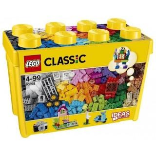 Elemek és egyebek LEGO® - Nagy méretű kreatív építőkészlet LEGO® 10698