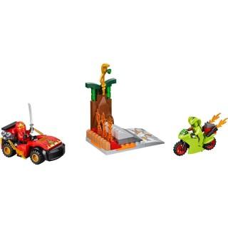 LEGO Juniors - Finální hadí souboj