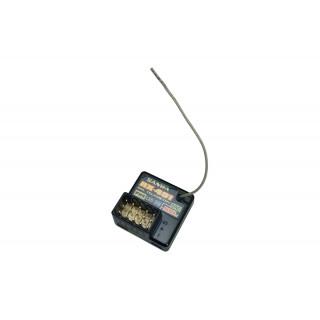 RX-491 FHSS-3,4,5/SUR,SSL vevő (telemetrikus)