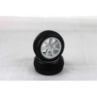 VTEC 1/10 ragasztott gumi (2 db) - S10 TX - hátsó