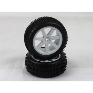 VTEC 1/10 ragasztott gumi (2db) - S10 TX