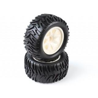 VTEC 1/10 ragasztott gumi (2 db) - S10 MT