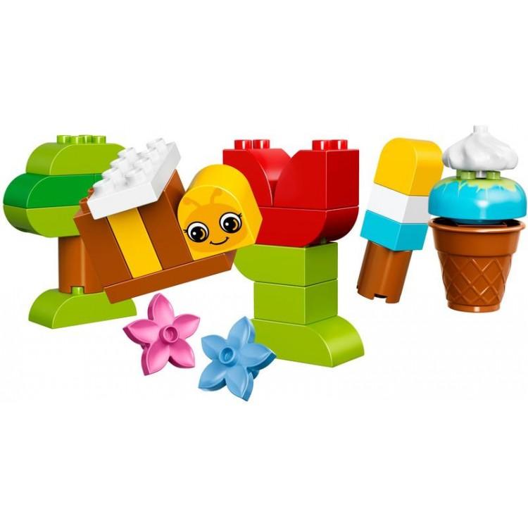 LEGO DUPLO - Tvořivá truhla