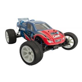 Lakkozott karosszéria piros/kék HD - S10 Blast TX 2