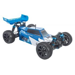 Lakovaná karoserie bílo/modrá HD - S10 Blast BX