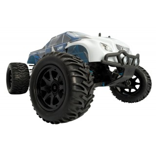 Lakkozott karosszéria HD - S10 Blast MT, kék/fehér