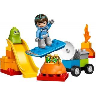 LEGO® DUPLO Miles kalandjai az űrben LEGO® 10824