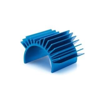 Alu motorový chladič, modrý - S10 BX/TX/MT (pro motory velikosti 500-600)