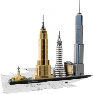 LEGO Architecture - New York City