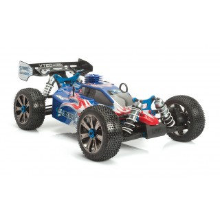 LRP S8 Rebel BX RTR - 1/8 spal. Buggy s 2,4GHz RC soupravou - Limited edition