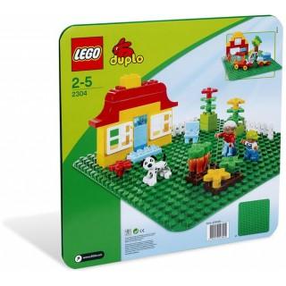 LEGO® DUPLO DUPLO Zöld építőlap LEGO® 2304