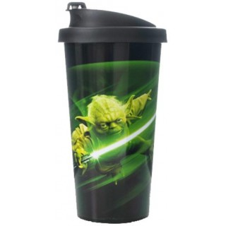 LEGO® Kiegészítők - Yoda utazó pohár LEGO® 30400004