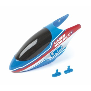 LRP LaserHornet - kabina