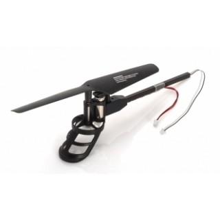 Gravit Vision Quadrocopter 2.4GHz - černý - Nahradní motor včetně držáku (levotočivý)