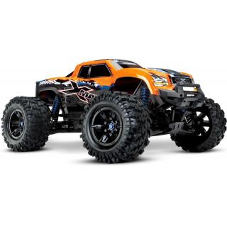 Traxxas X-Maxx 8S 1:5 4WD TQi RTR narancssárga