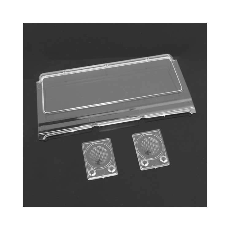 Přední čelní sklo RAID