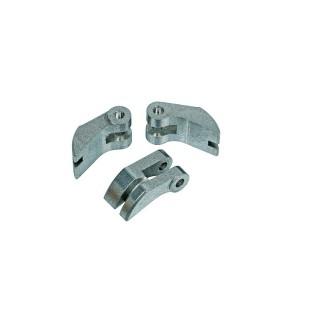 LRP Comp. Alumínium tartalék kuplungpofa 1,6g (3db)