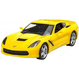 ModelSet EasyClick auto 67449 - 2014 Corvette Stingray  (1:25)