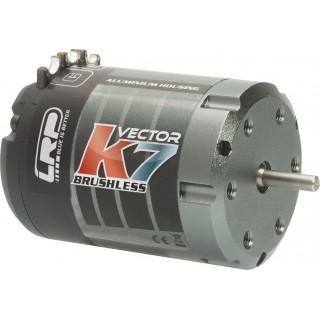 LRP - VECTOR K7 BRUSHLESS motor - 8,5 menetes