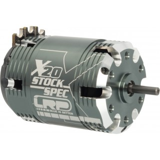 Vector X20 Brushless StockSpec 17.5T motor